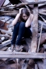 Sitting On Ruins by african fi